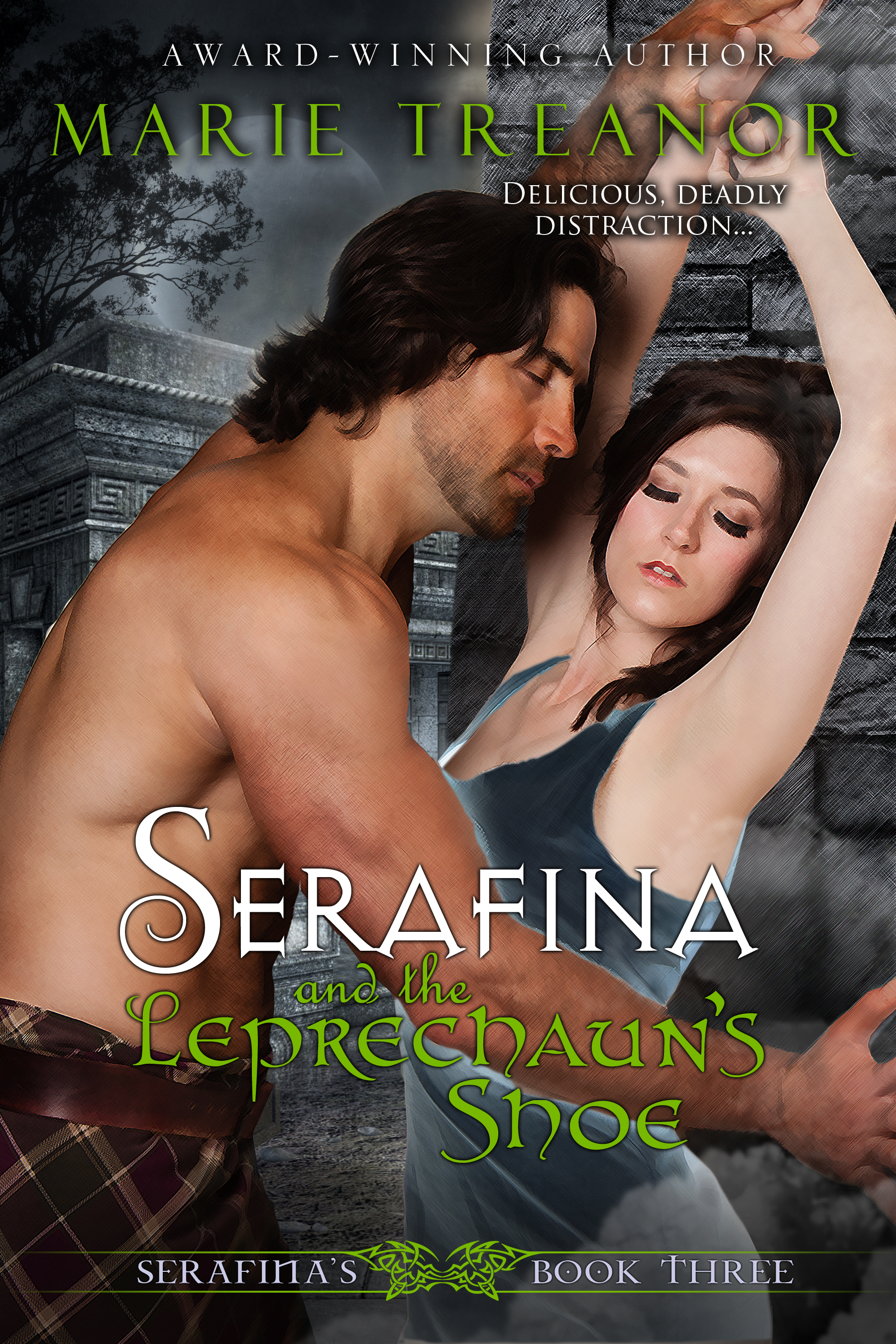 Serafina And The Leprechaun's Shoe