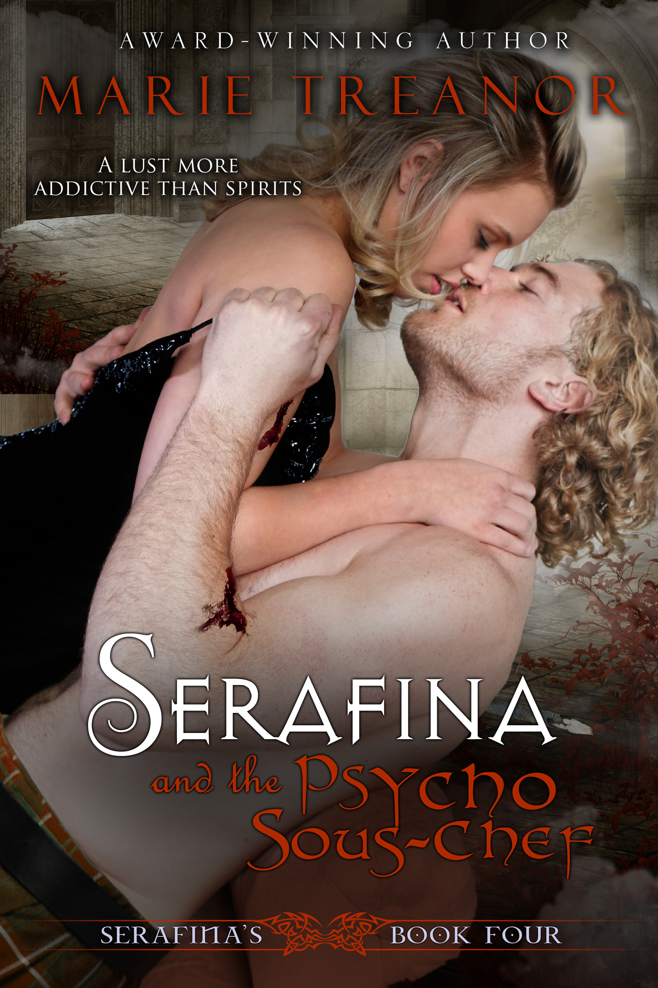 Serafina And The Psycho Sous Chef