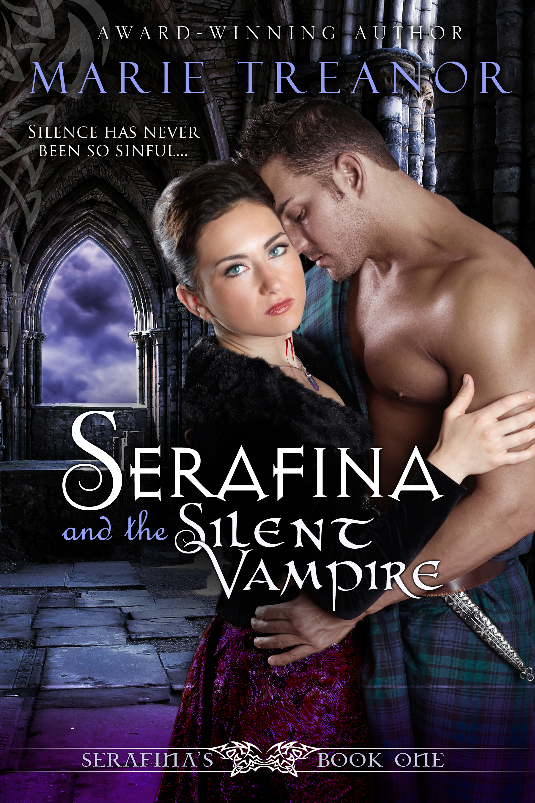 Serafina And The Silent Vampire