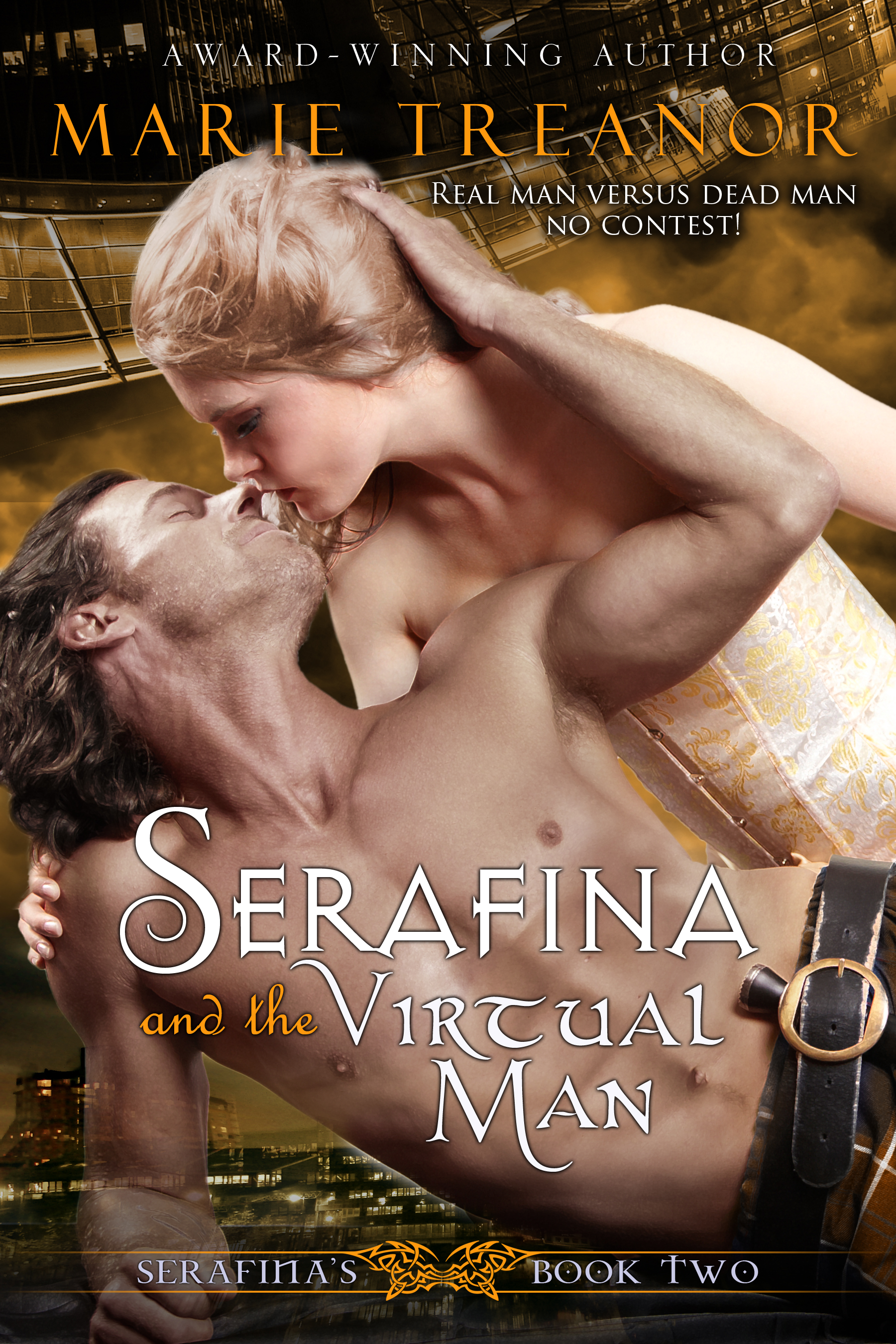 Serafina And The Virtual Man
